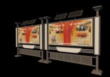 滚动灯箱制作-滚动广告灯箱ZT-G-7