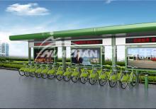 公共自行车棚-公共自行车棚ZT-ZX-13
