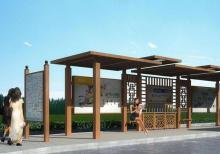 鄂尔多斯完善公交候车亭设施 打造天骄圣地旅游新形象