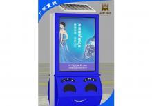 广告垃圾箱-广告垃圾箱/果皮箱ZT-LG-9