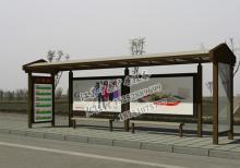 公交候车亭厂家设计候车亭时要注意的事项